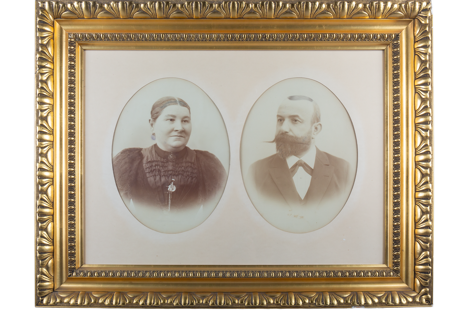 Ferdinand und Friederike Weiss