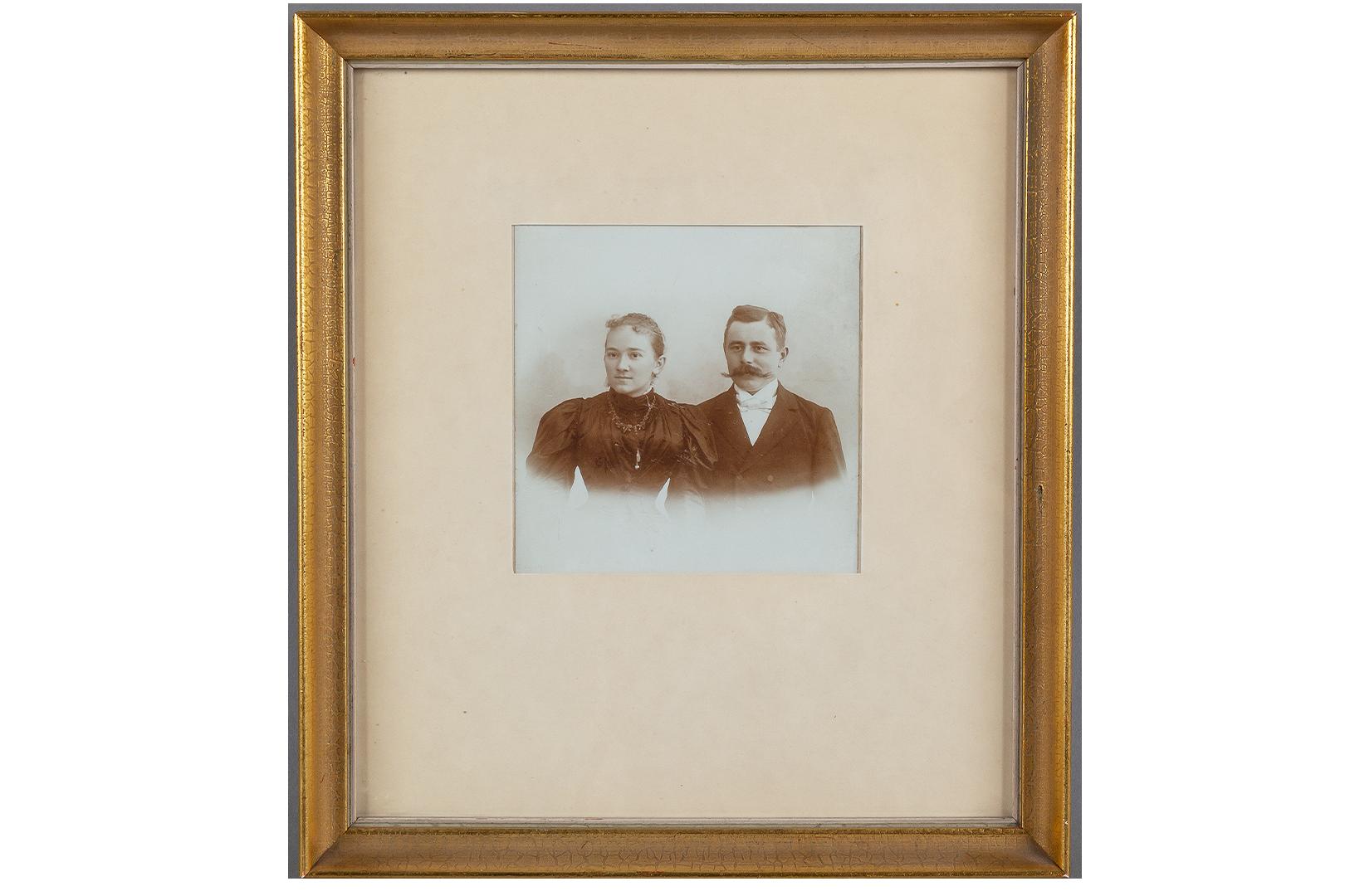 Adolf und Marie
